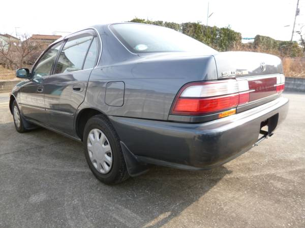 Toyota Corolla Ae100 Se Limited