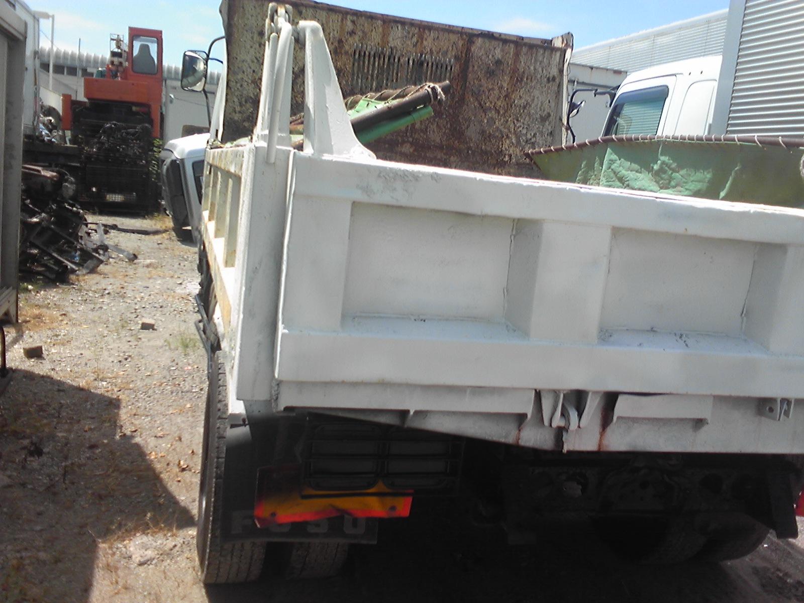 Canter truck sale double cabin 4wd japan import jpn car - 170804_125811_01