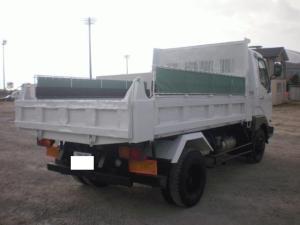 2001 m fuso tipper 4 ton 80k-1