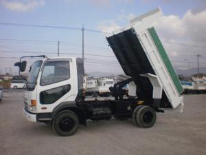 2001 m fuso tipper 4 ton 80k-2