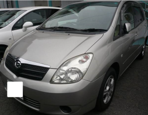 2002 toyota corolla spacio 1.8 model zze122n g edition for sale japan 105k