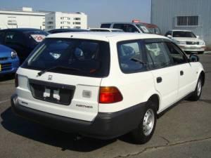 2004 partner van 95k-1