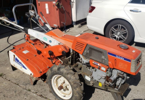 kubota k1-75 used power tiller for sale in japan