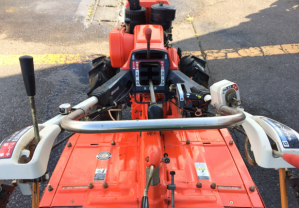 kubota kra85 power hand tiller used for sale in japan