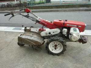 mitsubishi used hadn tiller g4l-5 for sale in japan