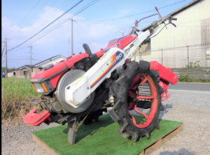 yanmar ya80 tiller for sale in japan