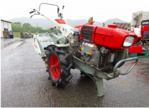 yanmar yc70-g diesel wlaking tractor cultivator