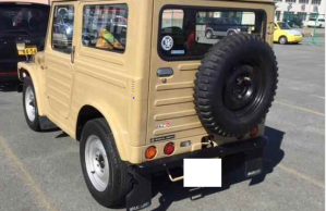 kei car suzuki jimny sj10 for sale japan