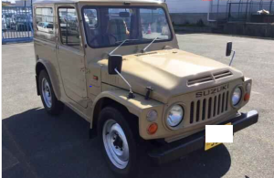 suzuki jimny sj10 550cc kei car for sale in japan