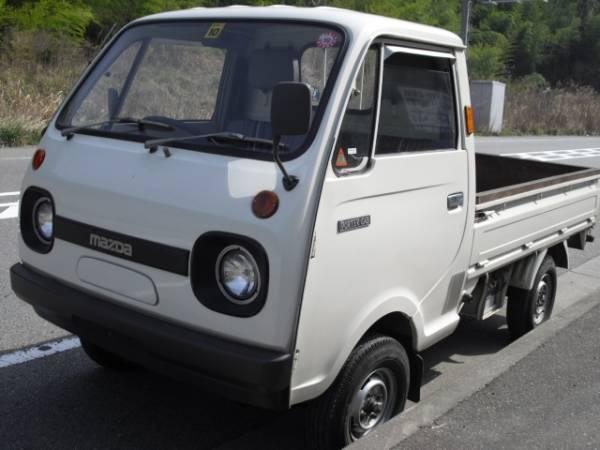 Mazda Trucks 2010. 1988 mazda porter kei truck