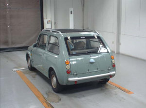 1989 nissan pao pk10 1.0 for sale japan 89k-1
