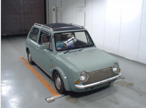 1989 nissan pao pk10 1.0 for sale japan 89k