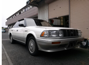 1989 toyota crown 4.0 for sale in japan 94k