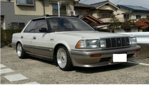 1990 toyota crown ms135 royal saloon sale japan 56k