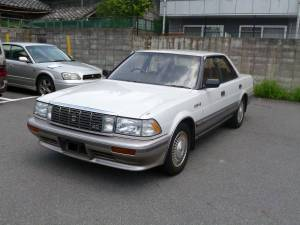 1990 toyota crown royal saloon g ms137 3.0 sale japan