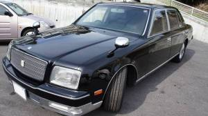 1998 toyota century 5000cc for sale in japan