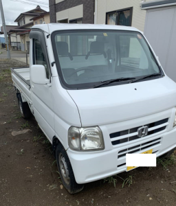 2005 honda mini kei truck ha7 for sale in japan