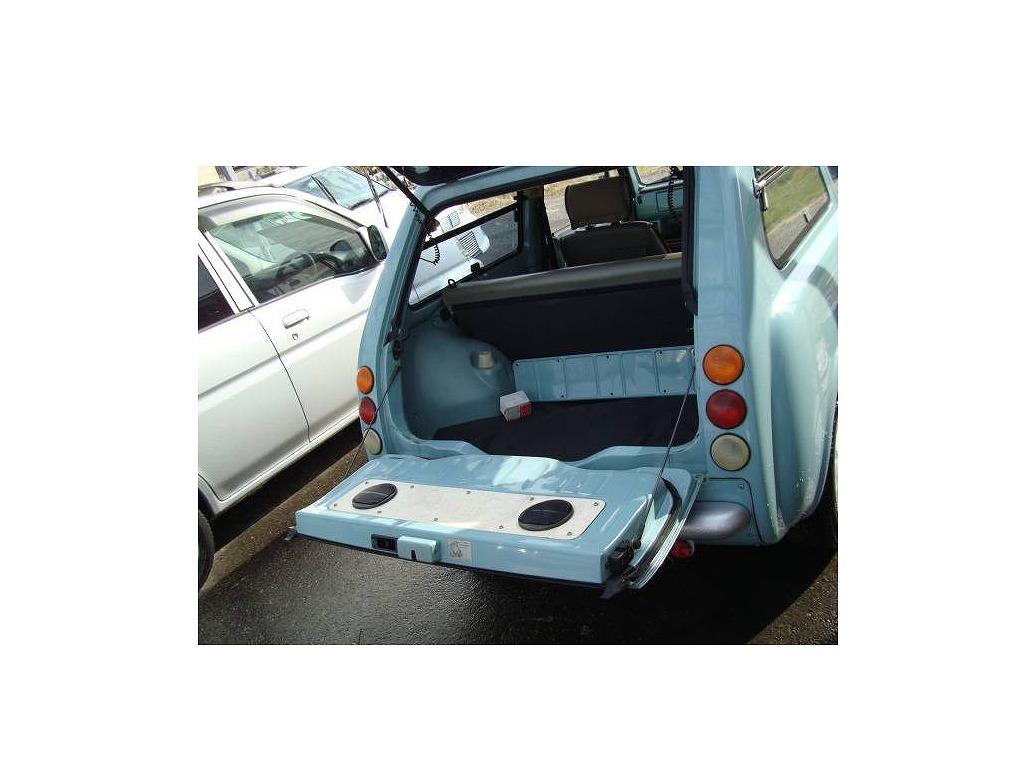 1989 Nissan Pao PK10 sale