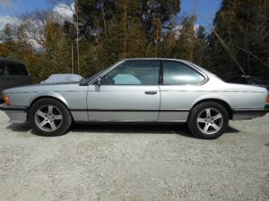 1986 bmw 636 csi for sale japan 49k