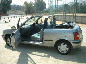 1997 nissan march convertible for sale japan 21k