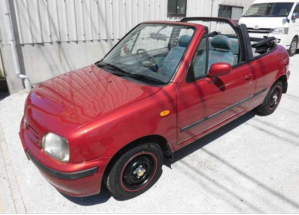 1999 Nissan march fhk11 1.3 for sale in japan