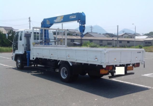 1990 isuzu foward crane boom trucks frr32jb frr 32 for sale in japan