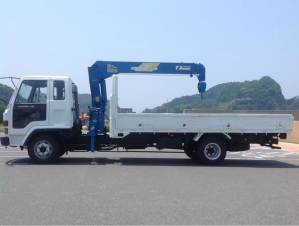 isuzu forward crane trucks frr 32 frr32jb 7200 for sale in japan
