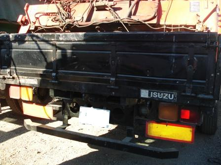 isuzu truck forward frr 32 33 4 ton sale 6HE1 frr32 japan 4ton