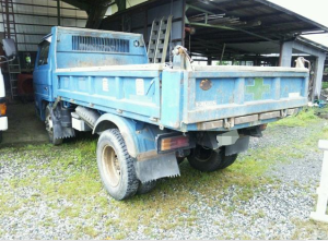 1985 mazda titan dump tipper truck for sale japan wefad 120k-1