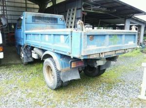 1985 mazda titan dump tipper truck for sale japan wefad 120k-1