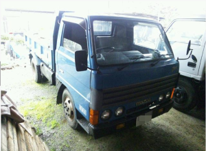 1985 mazda titan dump tipper truck for sale japan wefad 120k