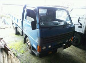 1985 mazda titan dump tipper truck for sale japan wefad 120k
