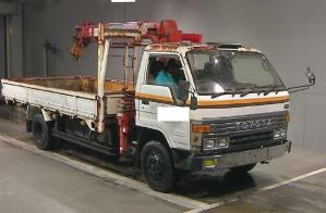 toyota duna wu90 crane boom lift trucks for sale japan