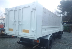 1992 mitsubishi canter tipper 4d33 for sale in japan 170k-1