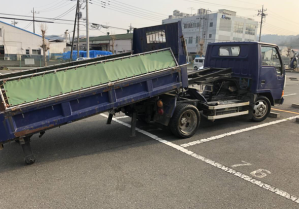 fe 305 bd mitsubishi fuso loader tipper dump truck for sale in japan