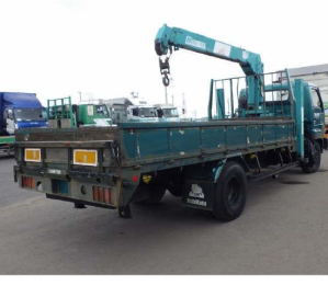 1993 Nissan diesel ud condor cm89 cm89 6900 crane  truck trucks for sale in japan