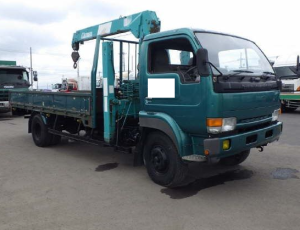 1993 Nissan diesel ud condor cm89 cm89 6900 crane truck trucks for sale in japan