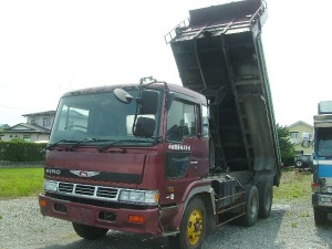 1994 hino fs2 fs2fkbd tipper for sale japan