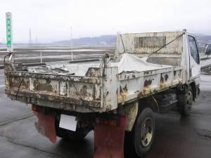 1994 mitsubishi fuso canter 2 ton dump truck sale japan 240k-1