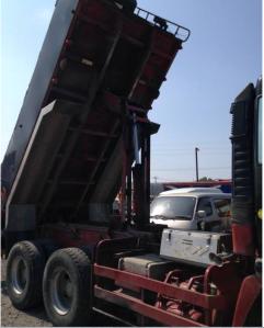 1995 hino 10 ton tipper dump truck fs2 fs2fkbd f17e for sale in japan 880k-2
