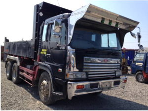 1995 hino 10 ton tipper dump truck fs2 fs2fkbd f17e for sale in japan 880k