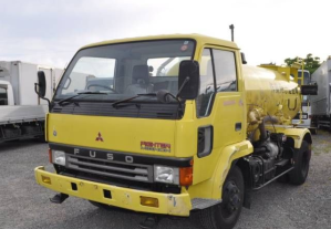 mitsubishi fuso fighter fc335cd splinkler for sale in japan