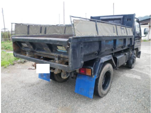 1996 mazda titan dump wg3ad truck tipper 2 ton for sale japan 140k (2)