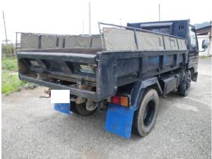 1996 mazda titan dump wg3ad truck tipper 2 ton for sale japan 140k (2)