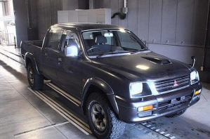 1997 mitsubishi strada k74t hardbody 2.5 diesel for sale