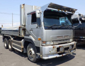 nissan diesel UD big thumb cw55ahud tipper dump truck trucks for sale in japan