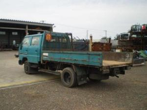 1998 toyot dyna double cabin bu212 4.1 diesel for sale japan 15 engine max load 2 ton 245k-3