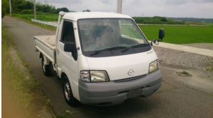 1999 mazda bongo brawny truck diesel sk22t for sale in japan 157k-1 2.2