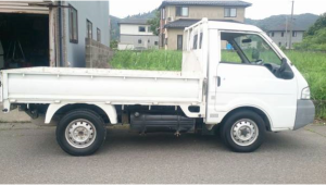 1999 mazda bongo brawny truck diesel sk22t for sale in japan 157k-2 2.2