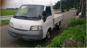 1999 mazda bongo brawny truck diesel sk22t for sale in japan 157k 2.2
